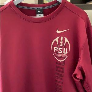 Mens Nike Florida State Seminoles Sweatshirt XL